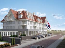 Villa Zeezicht, hotel in Noordwijk
