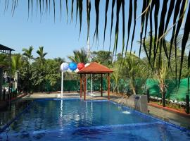 Sea Land Kihim, hotel in Alibaug