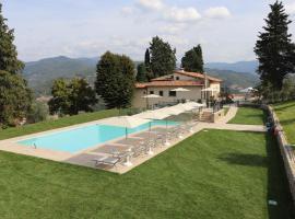 Borgo di Villa Cellaia Resort & SPA, residence a Dicomano