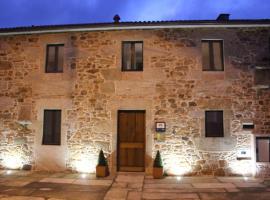 Casa Rural Liñeiros, hotel in Muxia