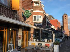 Zonnevloed, budget hotel in Wijk aan Zee
