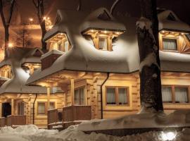 Osada Harenda, hotel near Harenda Ski Station, Zakopane