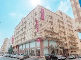 Praha Hotel, hotel in Jeddah