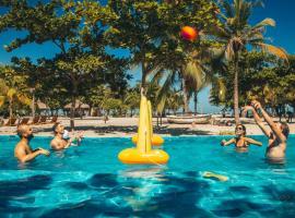Viajero Hostel Tayrona & Ecohabs, hotel in Buritaca