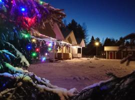 Taljatie Apartments, loma-asunto Rovaniemellä