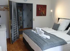 Stern Hotel, hotel near City Gallery Am Markt, Leipzig