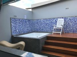 Styllus Motel, hotel in Campinas
