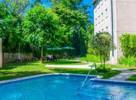 Hotel Gardenia Inn, hotel in San Salvador