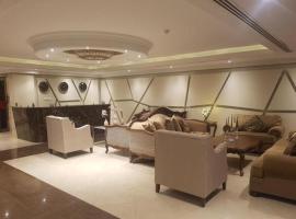 Rose Niry Hotel suites روز نيري للاجنحة الفندقية, hotel in Al Khobar