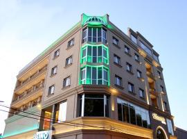 Manantiales Hoteles & Entretenimientos Mercedes, hotel en Mercedes
