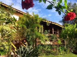 Jardim das orquídeas, apartment in Mucugê
