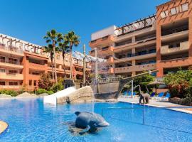 H10 Mediterranean Village, отель в Салоу