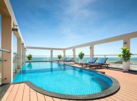 Nolis Hotel, hotel in Vung Tau