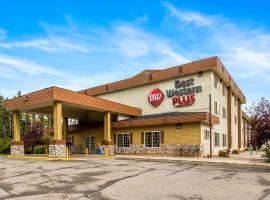 Best Western Plus Pioneer Park Inn – hotel w mieście Fairbanks