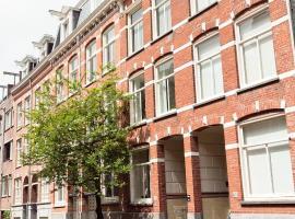 Kien Bed & Breakfast Studio's, отель в Амстердаме, рядом находится Музей пива Heineken Experience