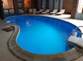 Dream Apart Hotel 207, апартамент в Банско