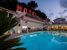 Hotel Orizzonte Blu, hotel in Tropea