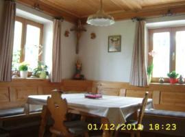 Haus Bamberger, Hotel in Fischbachau