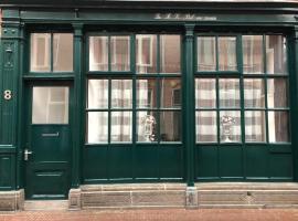 Prinsenstraat 8, hotel dicht bij: Holland Casino Groningen, Groningen