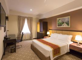 Hallmark Crown Hotel, hotel in Melaka