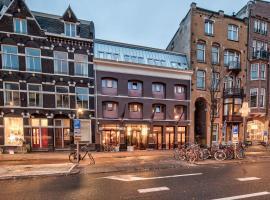 Hotel van de Vijsel, hotel in Amsterdam