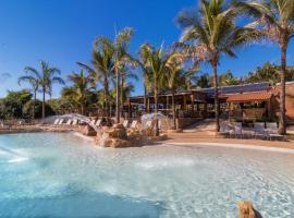 Recanto Alvorada Eco Resort, hotel em Brotas