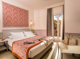Hotel Della Conciliazione, hotel perto de Castelo de Santo Ângelo, Roma