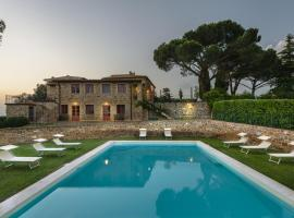 Agriturismo Le Ragnaie, farm stay in Montalcino