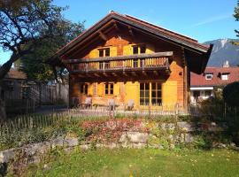Chalet Königsstand, hotel near Burgruine Werdenfels, Garmisch-Partenkirchen