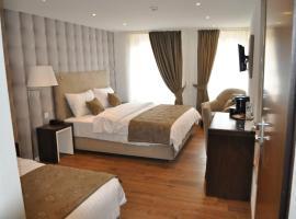 Hotel de Savoie, hotel in Morges