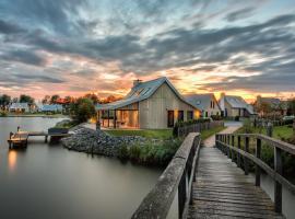 Viesnīca Waterrijk Oesterdam villas pilsētā Tholena