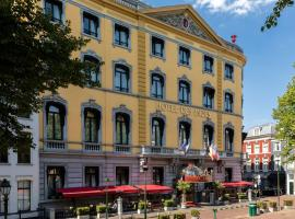 Hotel Des Indes The Hague, hotell i Haag