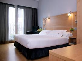 Hotel Onyarbi, hotel in Hondarribia