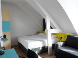 Résidence Little Sévigné, hôtel à Rennes