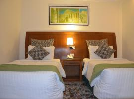 Amra Palace International Hotel, hotel v destinaci Wadi Musa