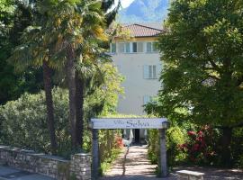 Hotel Villa Selva, отель в Лугано
