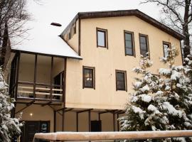 Postoronnim VV Guest House, guest house in Dubki