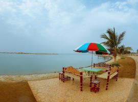 Al Ward Beach Caravan Resort - Families Only, campground in Yanbu