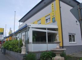 Hotel & Restaurant Garda, hotel in Darmstadt