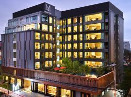 M Pattaya Hotel, отель в городе Северная Паттайя