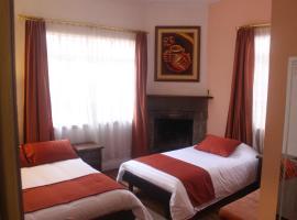 Hotel Andino, hotel in Quito