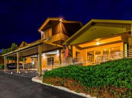 Best Western Topaz Lake Inn, Hotel in Gardnerville