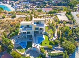 Hyperion Villas, accessible hotel in Agia Pelagia