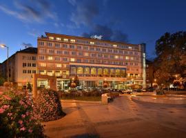 Hotel Mamut – hotel w Popradzie