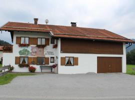 Gaestehaus zum Zitherklaus, hotel in Fischbachau