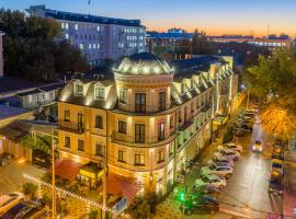 Attache Hotel, hotel in Rostov on Don