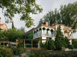 Vinotel Boutique Hotel, pet-friendly hotel in Tbilisi City