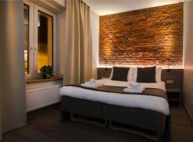 Dangė Hotel, отель в Клайпеде