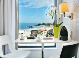 Mercure Président Biarritz Plage, boutique hotel in Biarritz