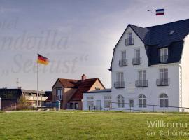 Strandvilla Seelust, Hotel in Schönberger Strand